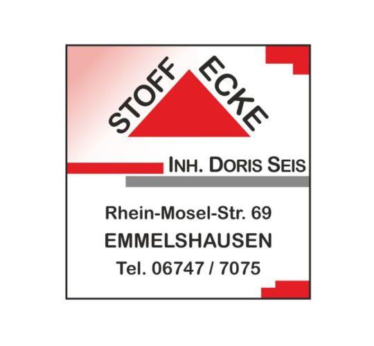 Stoff Ecke Doris Seis